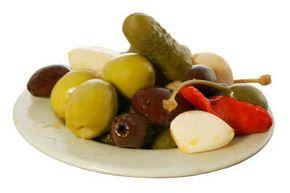 Greek-Style Pickled Olives