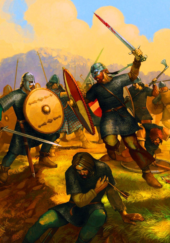 Pin By N On Viking War Art
