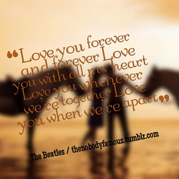 Forever Quotes, Music Lyrics, Quotes Love, Quotes About Love, Lyrics, Song  Lyrics, Love Quotes, Deep Love Quotes, Cherish Quotes