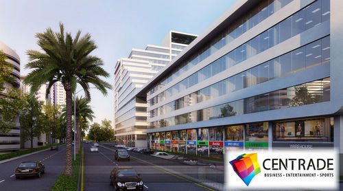 #Street View of Centrade Business Park
