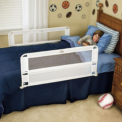 One Step Ahead Hide Away Bed Rails Folding Bedrails Bed Guards