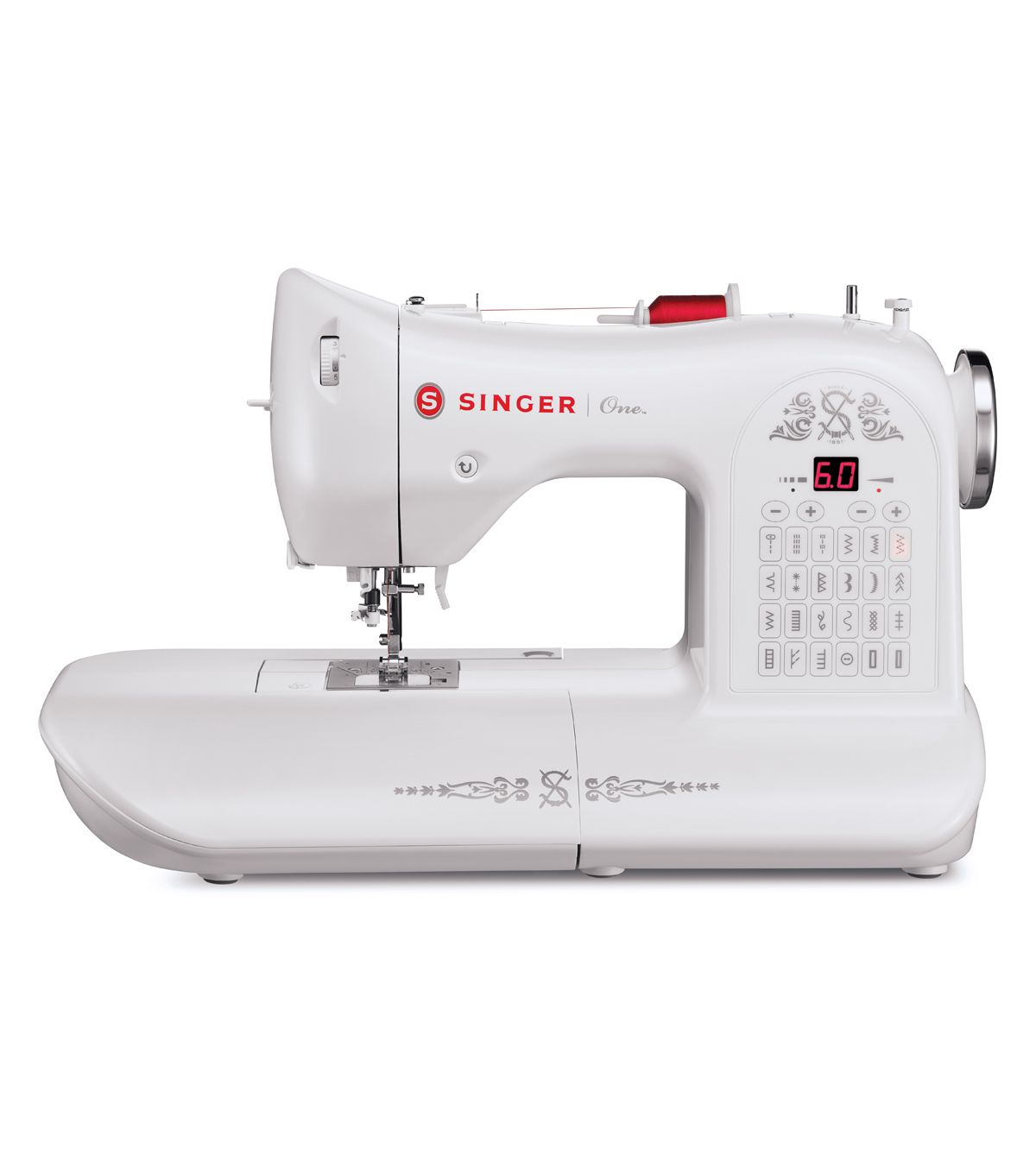 Singer ONE Computerized Sewing Machine | Sewing machine ...
