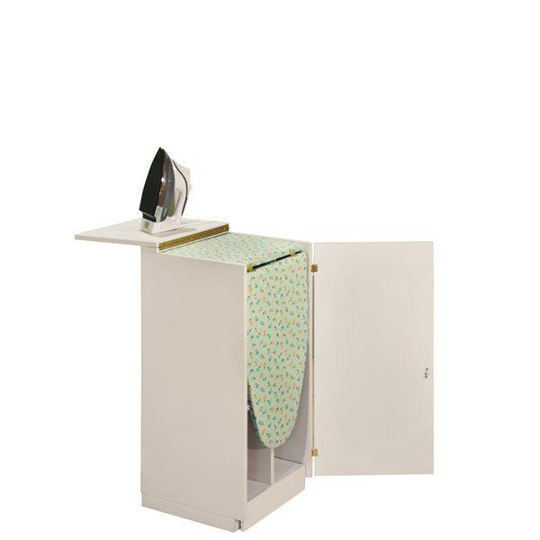 Mueble organizador para planchar y ahorra espacio - Mueble de plancha ...