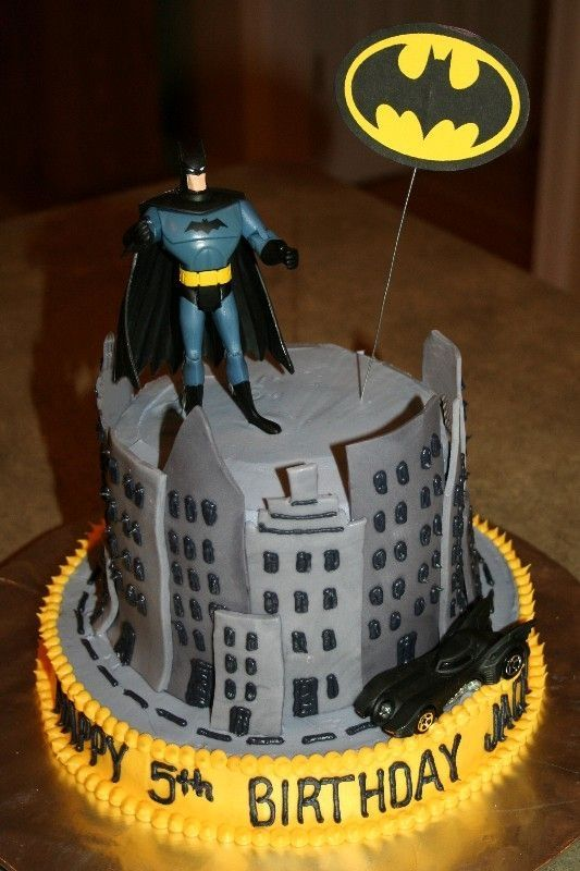 Is it socially unacceptable to have a batman cake for my 21st