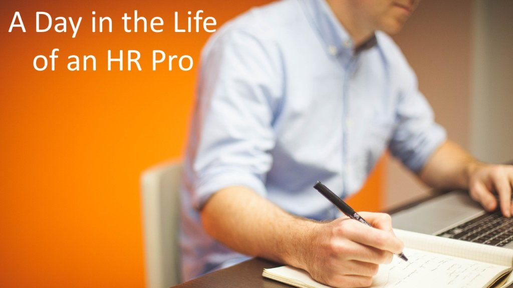 Freight Broker Sample Resume A Day In The Life Of An Hr Professional  Human Resources  Pinterest
