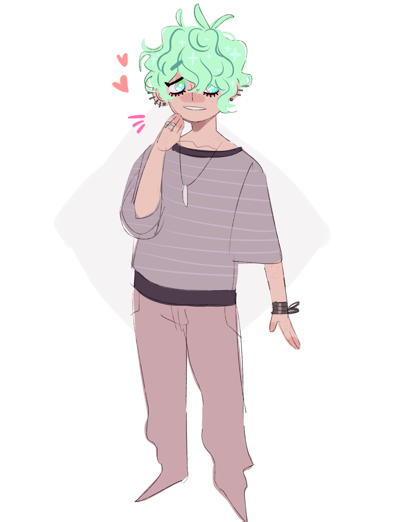tiny rantaro | Ronpa of the Dang | Rantaro amami, Anime art, Art