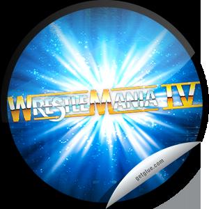 Http Glueimg S3 Amazonaws Com Stickers Huge Wwe Wwe Wrestlemania Logo Series Wrestlemania Iv Png Wrestlemania Logo Wrestlemania Summerslam