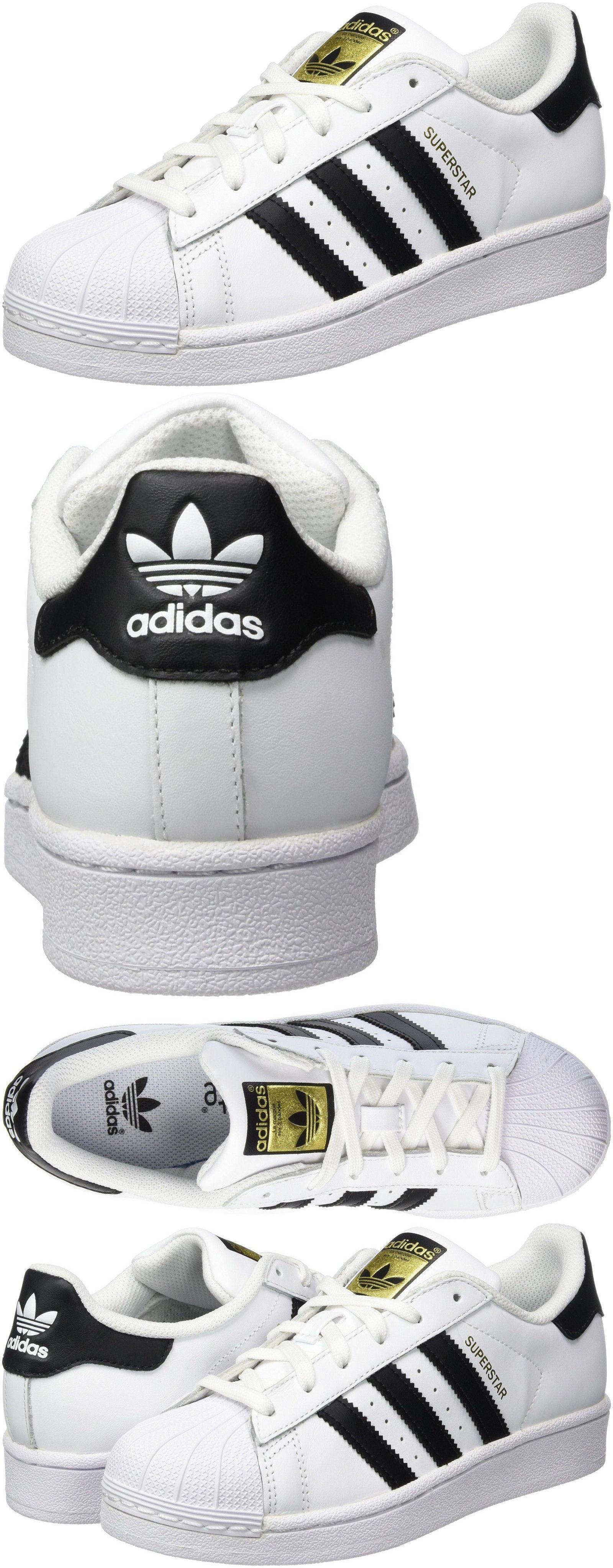Unisex Scarpe Superstar 155202: Adidas Gioventù Originali Superstar Scarpe Fondazione G. 67b1b2