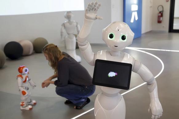 Dating roboter Japan