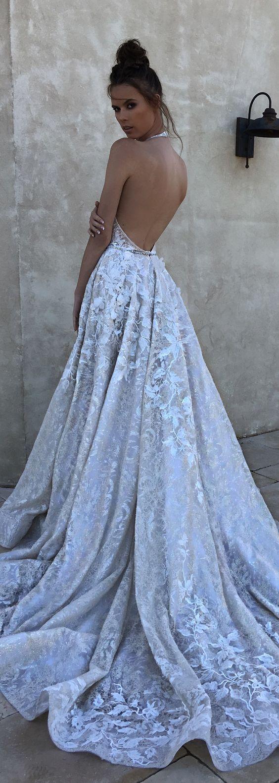 Berta Bridal Wedding Dresses 2018 | Vestidos de novia, Novios y De novia