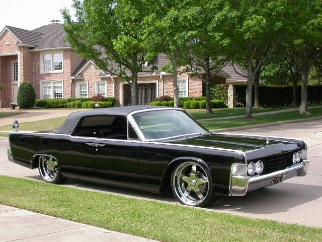 1965 lincoln continental convertible classic cars. Black Bedroom Furniture Sets. Home Design Ideas