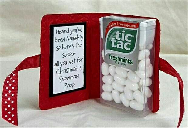 Fun craft gift idea, so fun! Christmas Pinterest Craft gifts