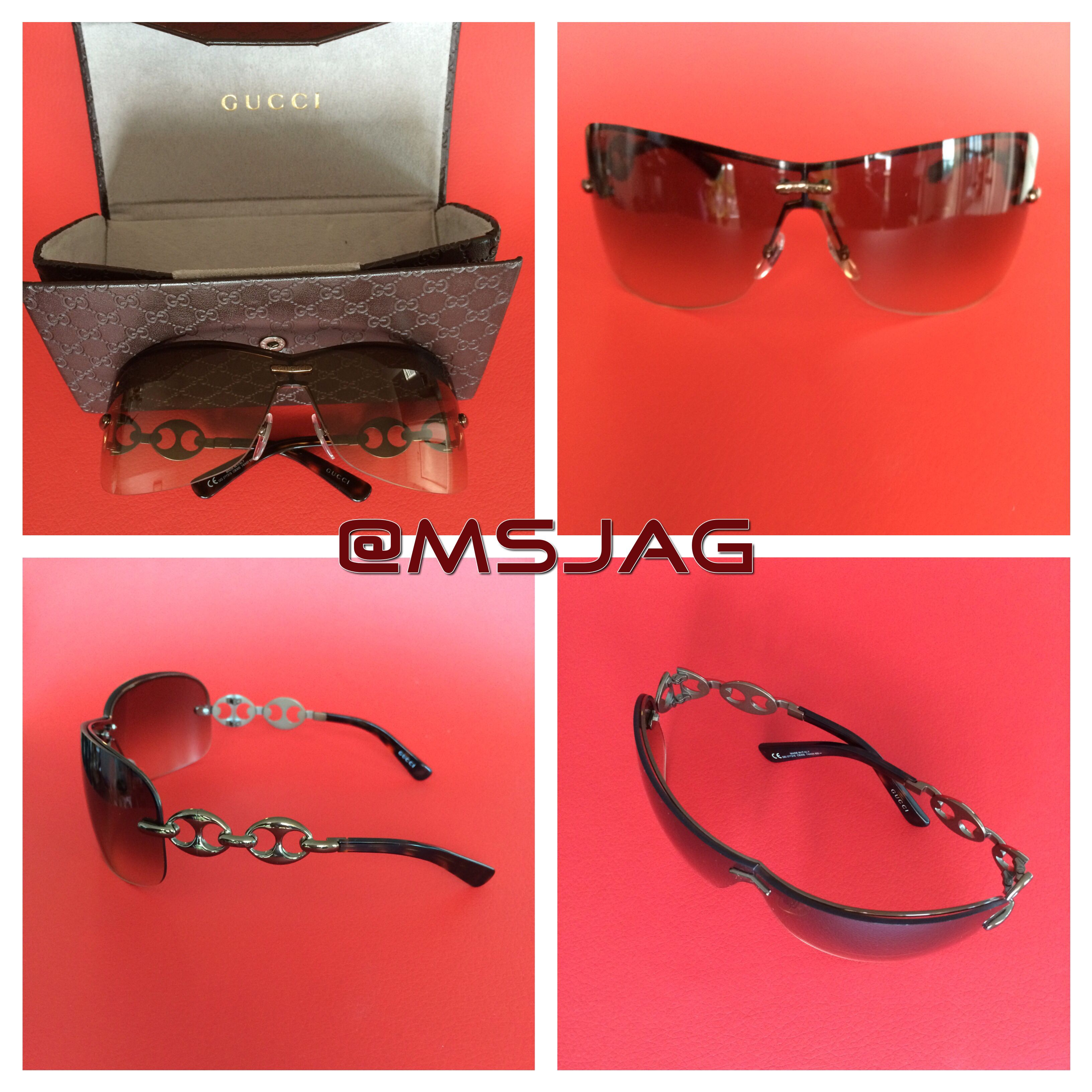Loving my new Gucci sunglasses!