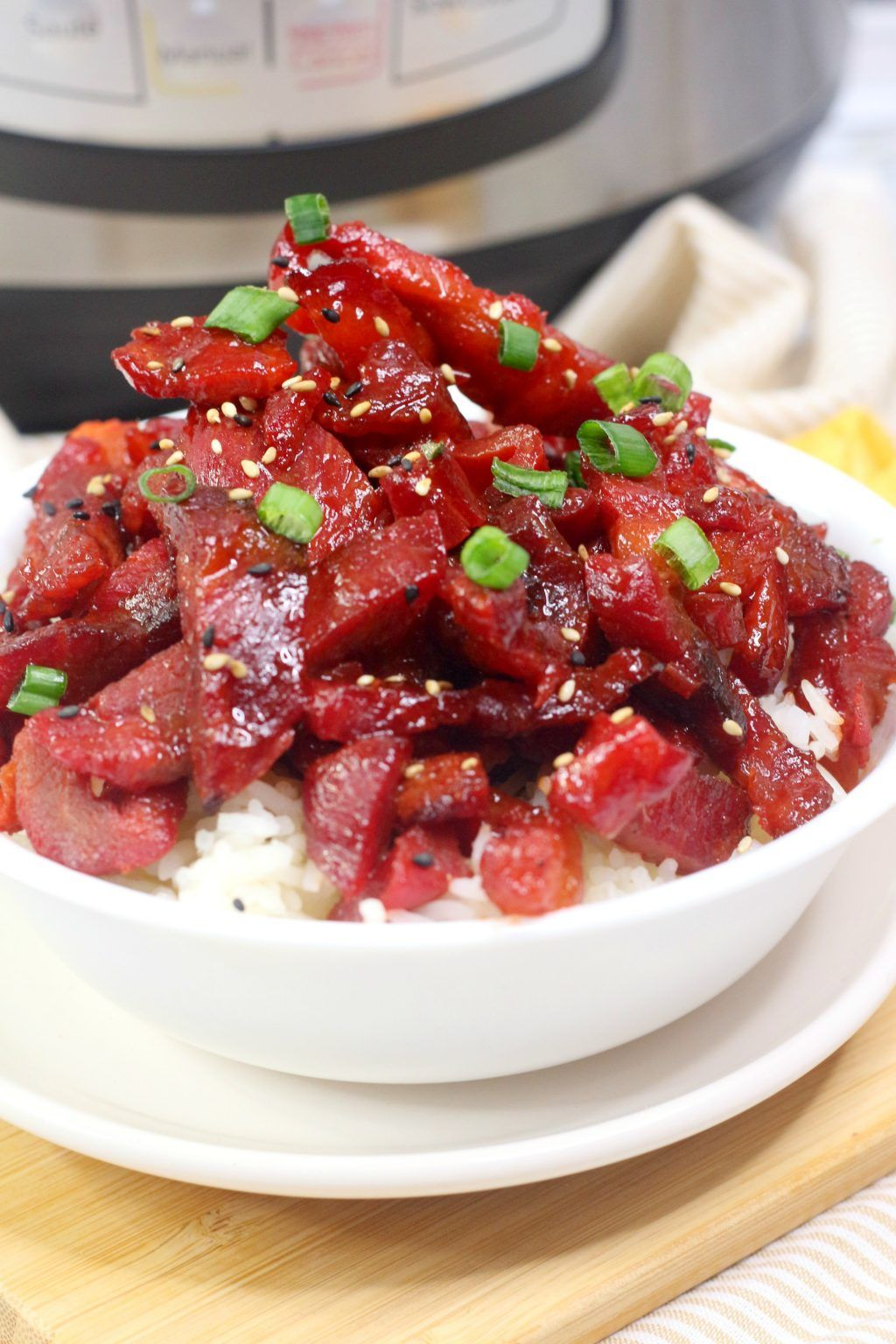 Chinese bbq pork mamas on a budget recipe in 2020