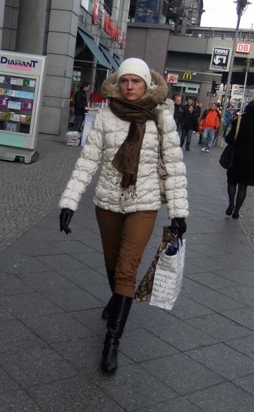 Fashiontent Berlin Winter Street Fashion Germany