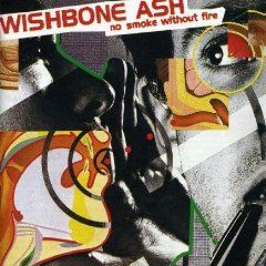 WISHBONE ASH / No Smoke Without Fireをアマゾンでチェック