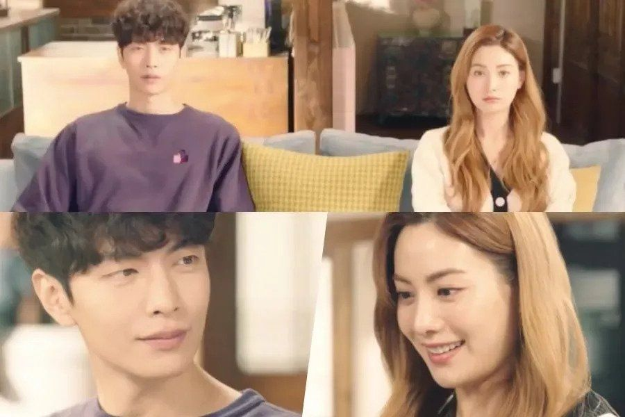 Watch: Nana Is Delighted By Lee Min Ki's Surprise In 1st Teaser For Upcoming Rom-Com Drama