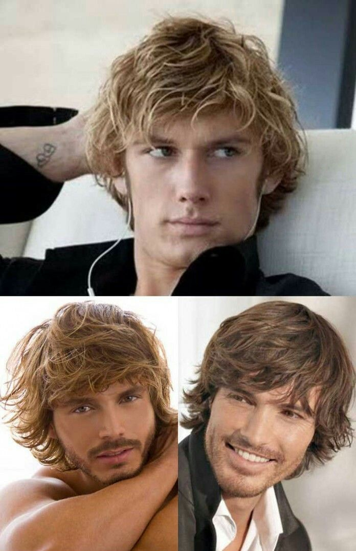 Pin by Hair by Brian on Men\'s Cuts & Style | Pinterest | Haircuts ...