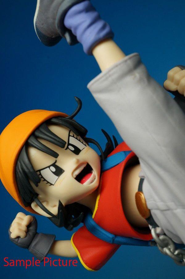 Dragon Ball Z SCultures Pan Figure Tenkaichi Colosseum Banpresto JAPAN ANIME