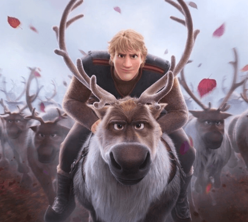 """Kristoff's new song in """"Frozen 2"""" challenges toxic"""
