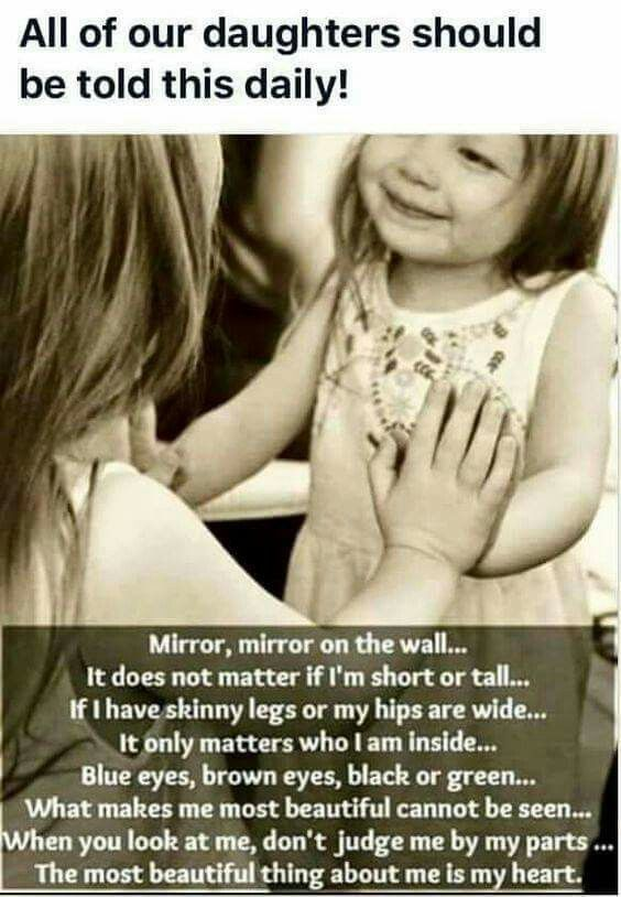 Need To Put This On A Mirror For My Girls 3 The Girls Room 3