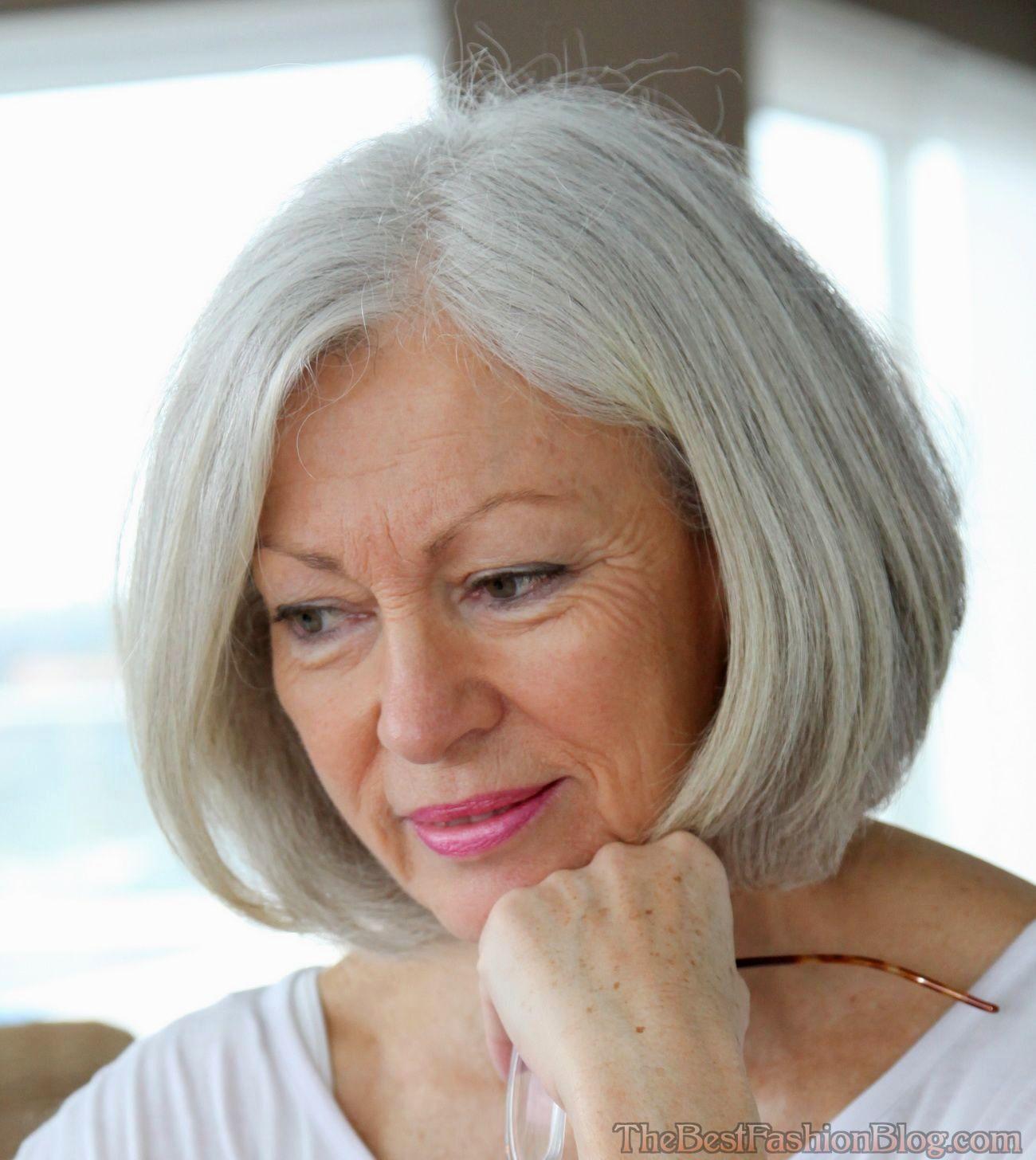 Bob Hairstyles Older Women Hairstyles Ideas haircut