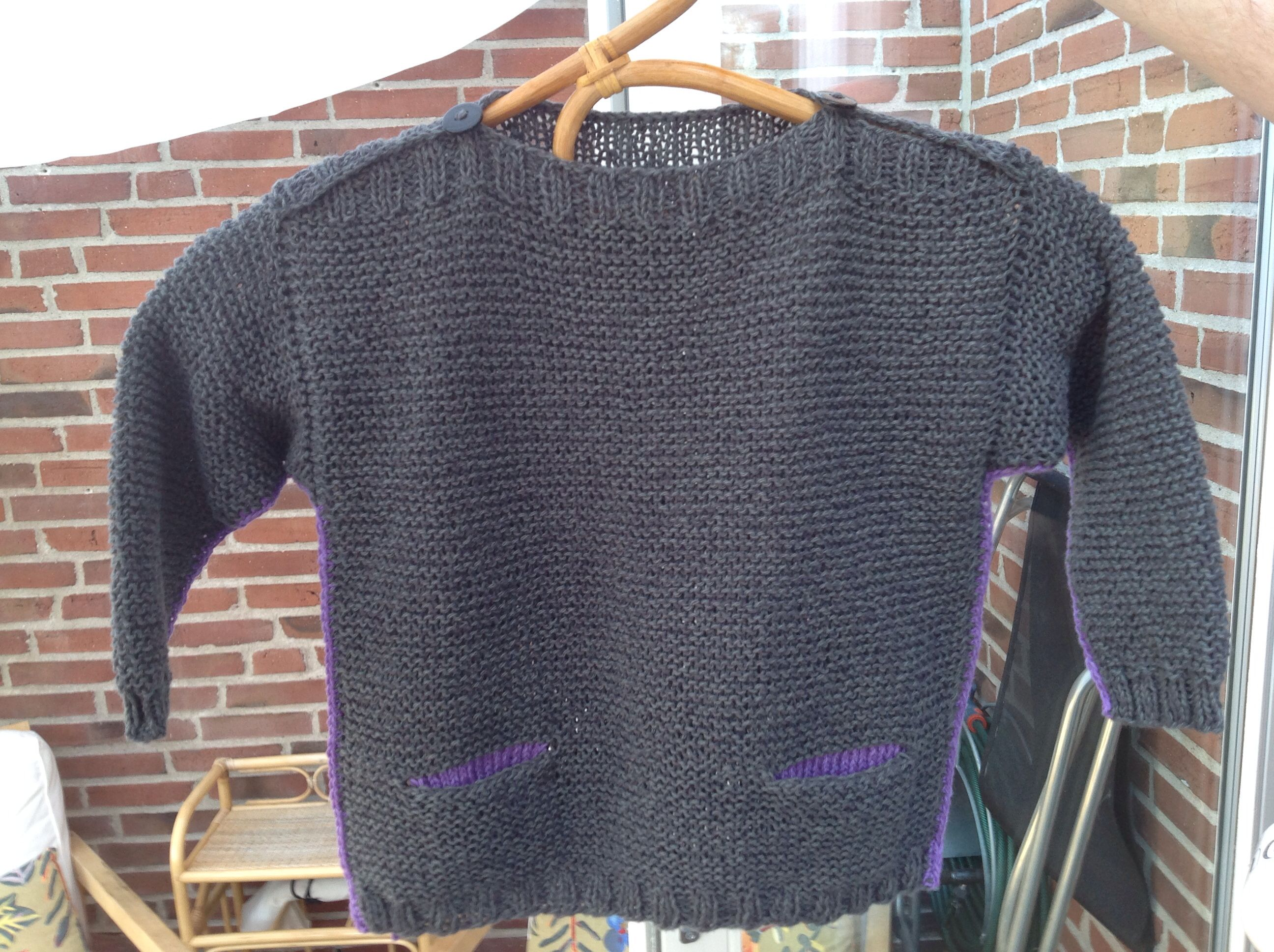 Sweater for Molly