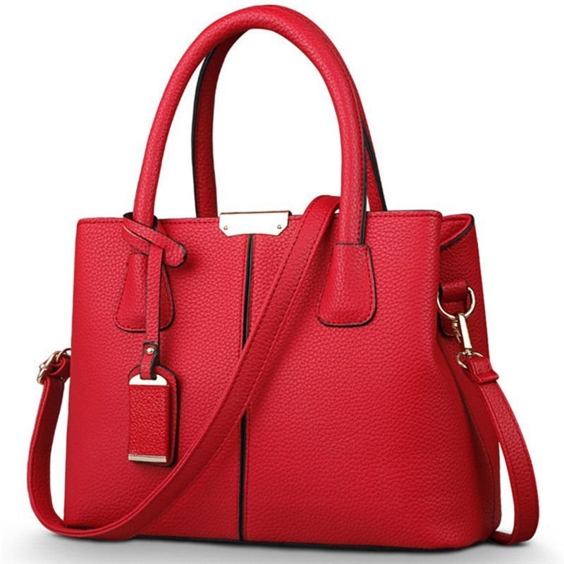 46d9c0f394c3 Hot Sale 2016 New Fashion Big Bag Women Shoulder Messenger Bag Ladies  Handbag F403