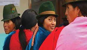 Resultado de imagen para imagenes de indigenas ecuatorianos