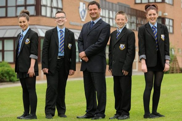 Wearing A Uniform Takes The Importance Away From Designer Clothing Brands In Schools That Have A Online Kids Clothes Stripe Uniform Designer Clothing Brands