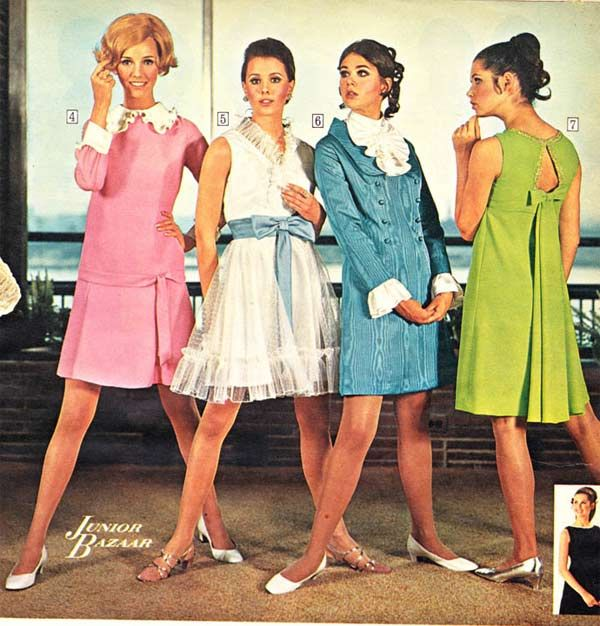 1960s Dresses for Teens