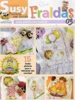 """Gallery.ru / Vladikana - Альбом """"Colecao Susy Fraldas -Португальские журналы по росписи"""""""