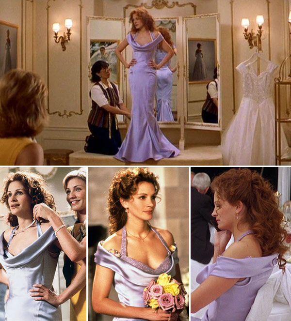 Julia Roberts From My Best Friend S Wedding My Best Friend S Wedding Wedding Movies Julia Roberts