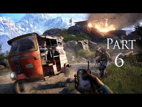 Far Cry 4 Walkthrough Gameplay Part 6 A Cultural Exchange No Commen Far Cry 4 Best Pc Games Ubisoft