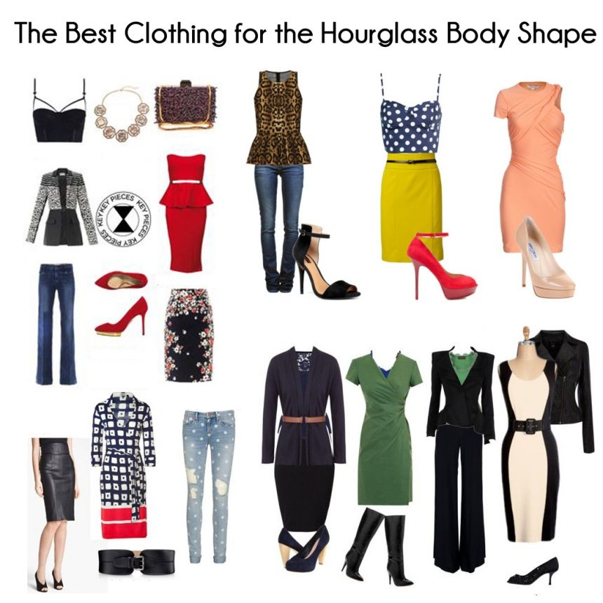2dca459d58df1 How to dress for your body type