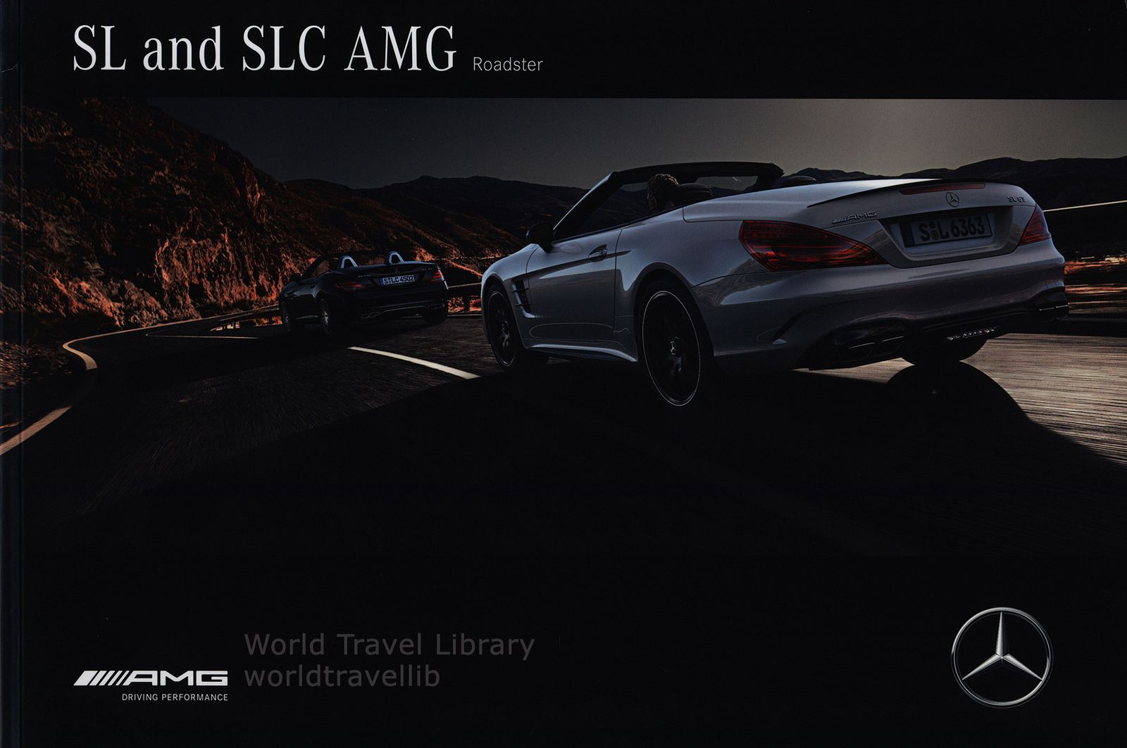 https://flic.kr/p/SVC6Y7 | Mercedes-Benz SL and SLC AMG Roadster;  2015_1