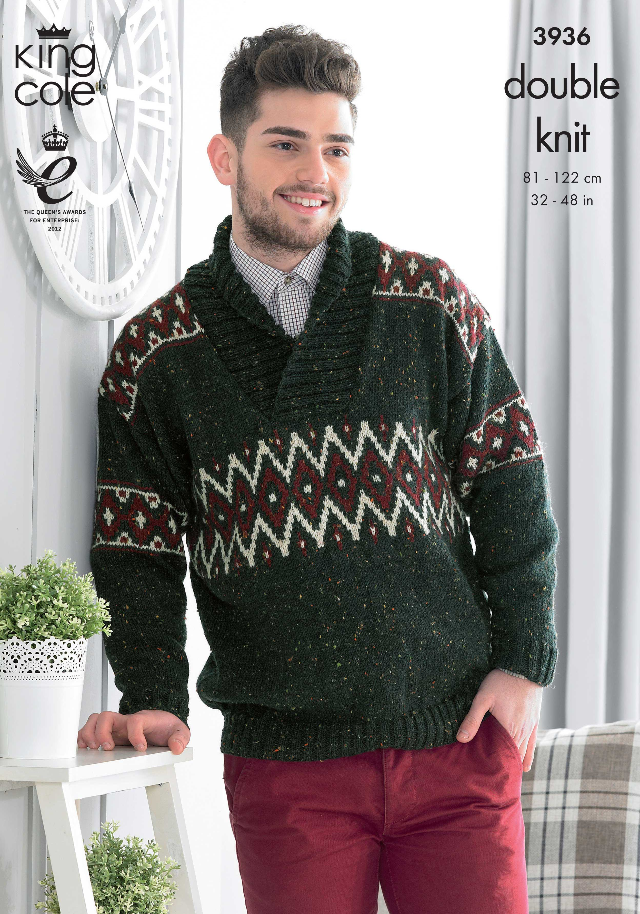 Mens graphic knitted jumper king cole fathers day patterns explore christmas jumpers knitting patterns and more bankloansurffo Image collections