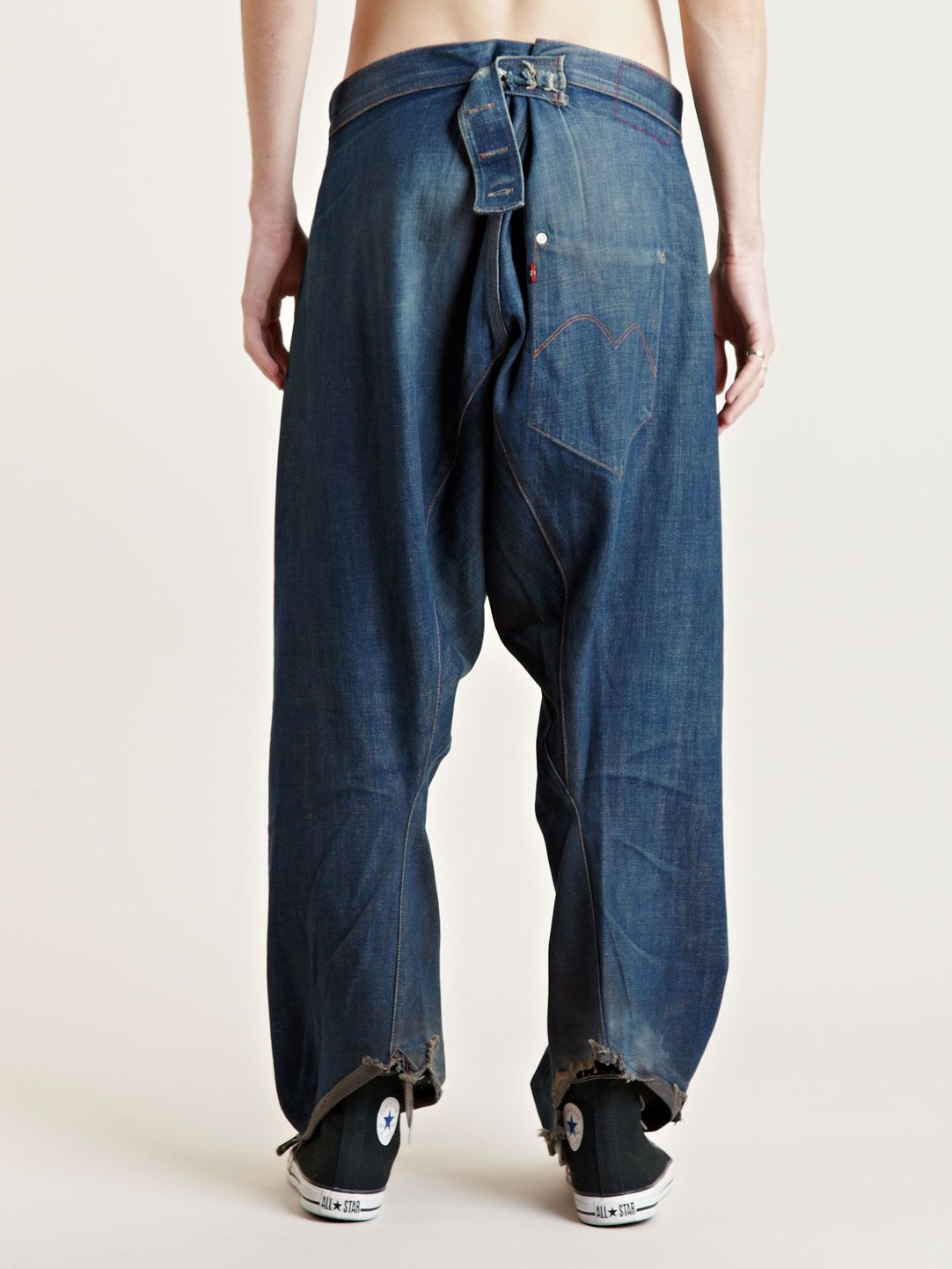 Giant Why Back Would Twisted Red Archive Wear Levi's Anyone Want To AwREqn