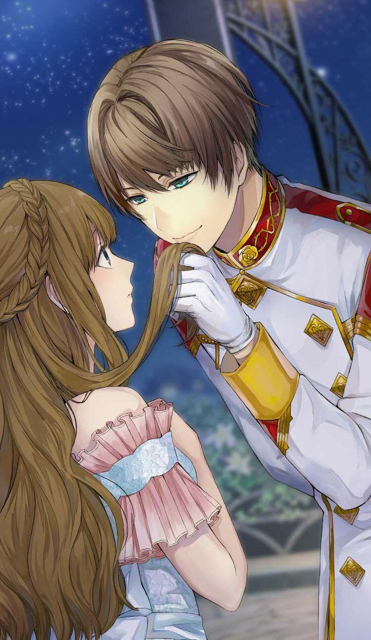 My Prince Anime Prince Anime Love Couple