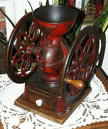 Coffee Mills ~ Antique Coffee Grinders
