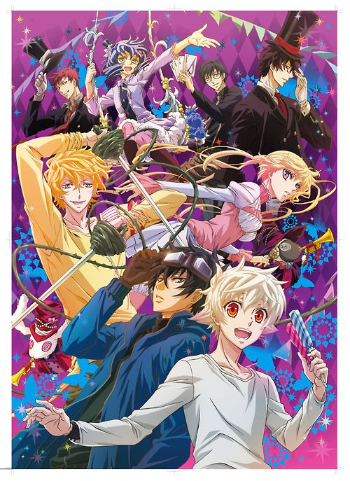 Karneval joins the FUNimation spring simulcast schedule