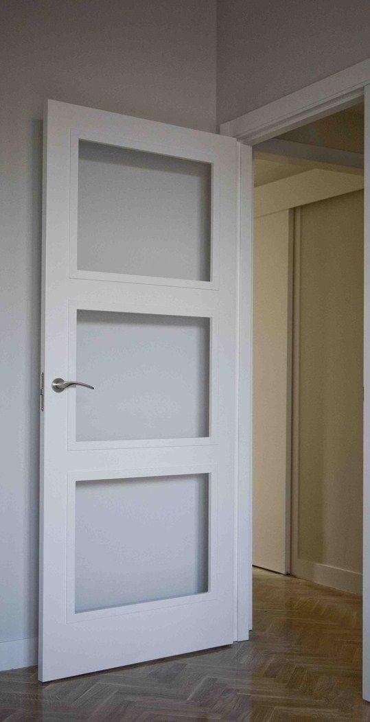 Puertas de paso para la cocina puertas de paso cocinas for Puertas paso blancas