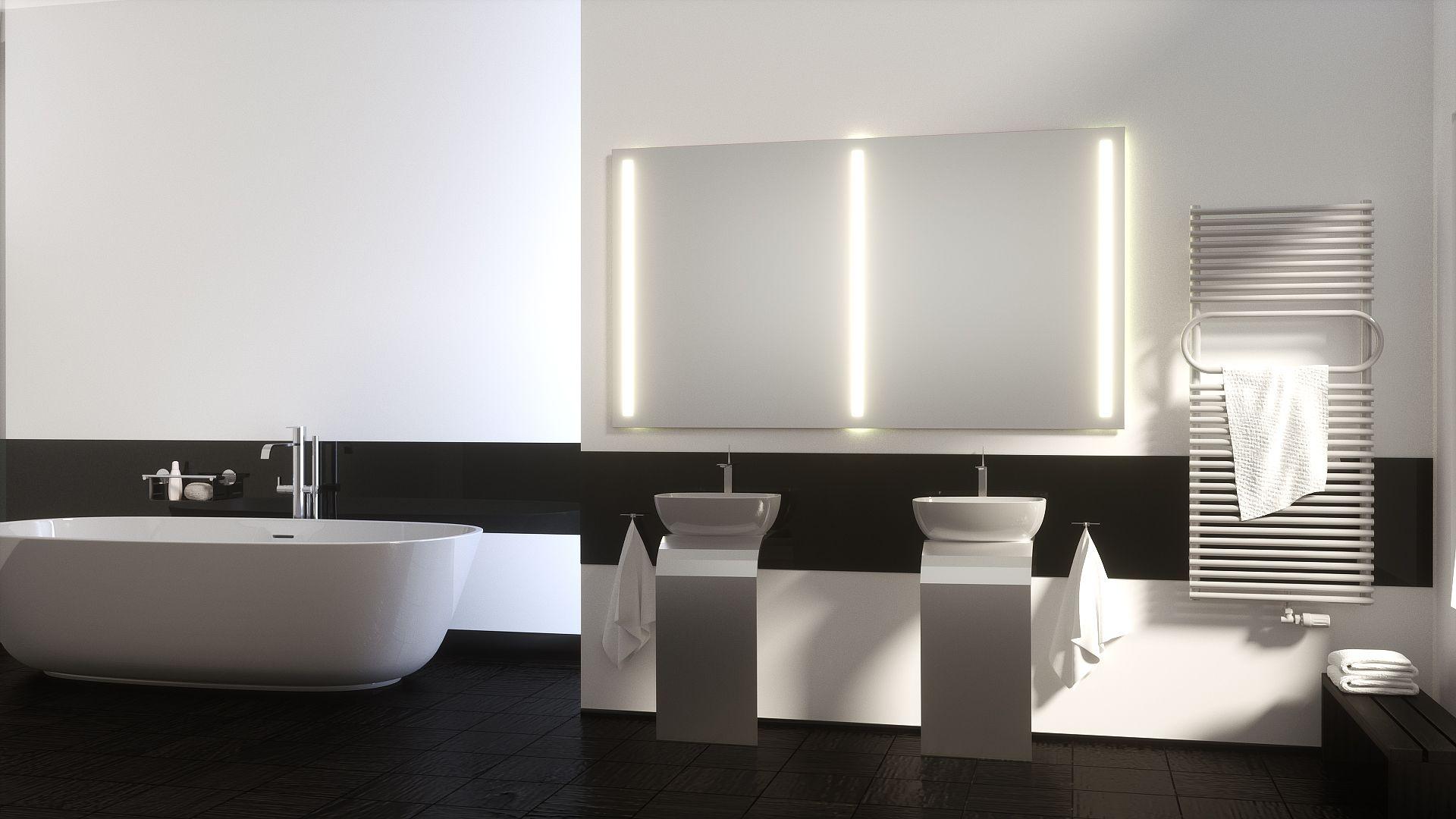 Cassiopea Mid In Ambiente Badspiegel Led Spiegel Spiegel Kaufen