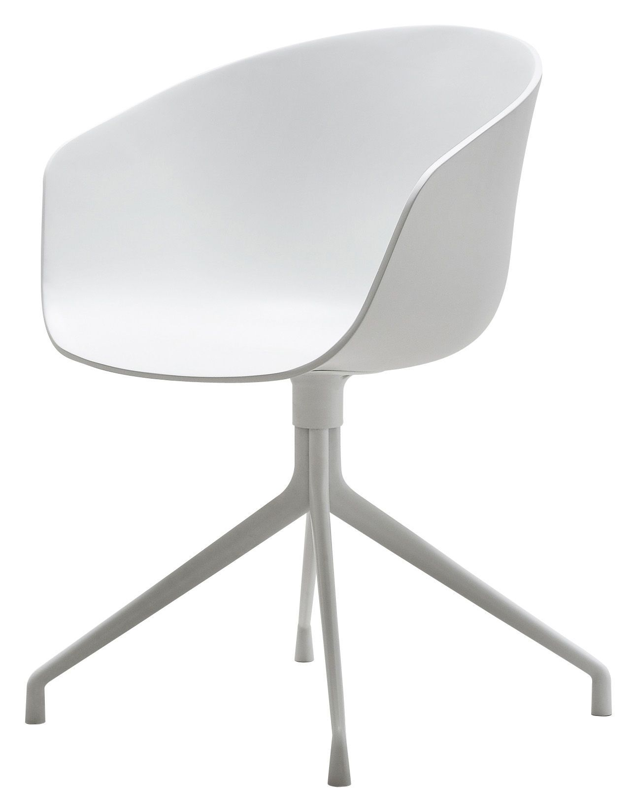 a Hay pivotant chair In Design BlancMade Fauteuil About TOkuXPZi