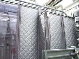 Acoustic Curtains Soundproof Curtains Curtains Industrial