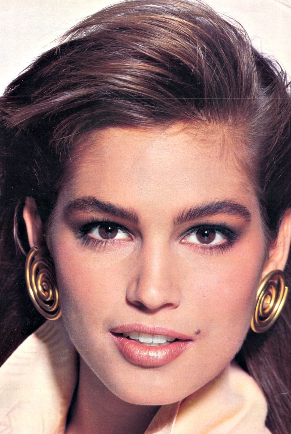 Cindy Crawford Cindy crawford, 90s makeup, Beauty icons