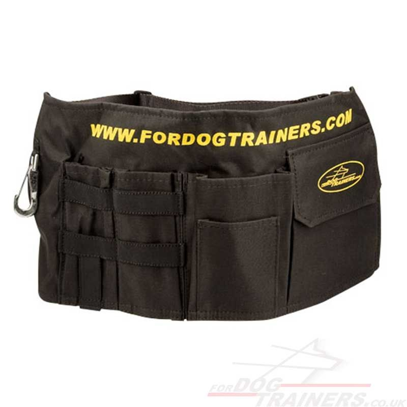 Gear For Dog Trainers Dog Training Treat Bag Dog Treats Pouch
