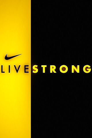 livestrong Nike wallpaper, Hd wallpaper iphone, Iphone