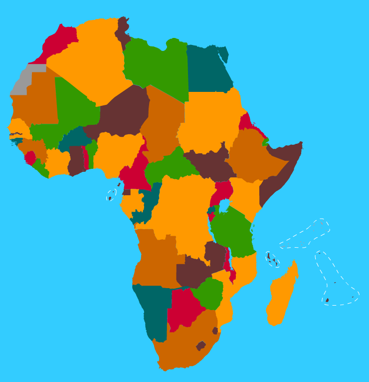 Afrika ida pinterest this site provides a total of 25 geography identification games can your students locate each state country and continent students could play these gumiabroncs Images