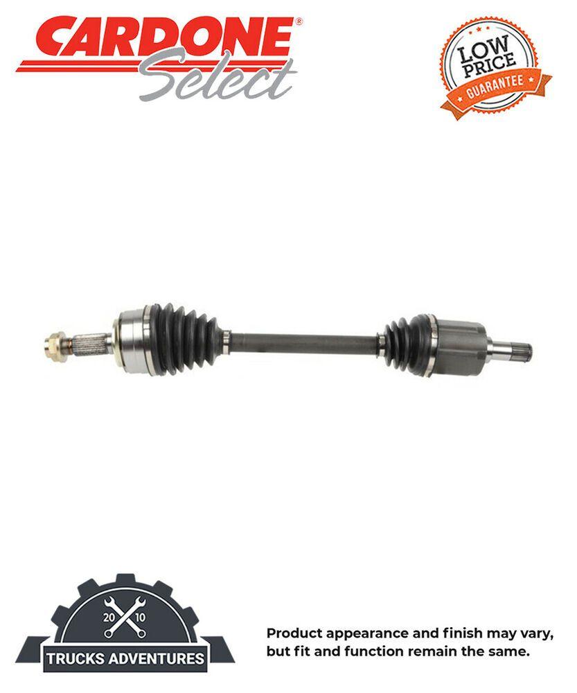 Front Pair CV Axle Joint Assembly For Ford Explorer XLT Sport 4.0L 4.6L V6 V8